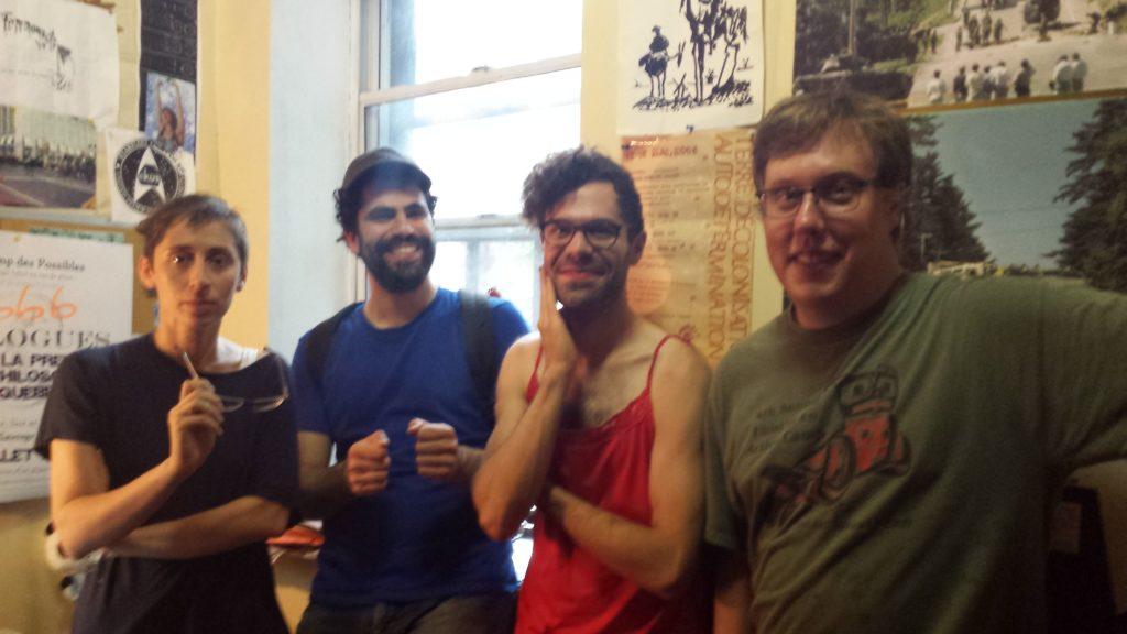 CKUT 90.3 FM, Anarchist Jews, Jewish Anarchism