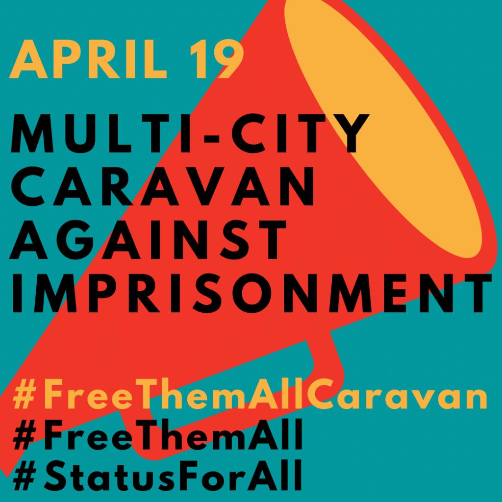 #FreeThemAllCaravan