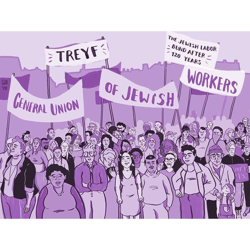 Episode 48- The General Jewish Labour Bund Pt 2
